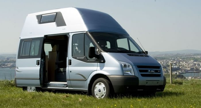 ford transit westfaila nugget high roof camper van. Black Bedroom Furniture Sets. Home Design Ideas
